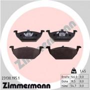Гальмівні колодки ZIMMERMANN 23130.195.1