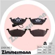 Тормозные колодки ZIMMERMANN 23131.195.1