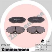 Тормозные колодки ZIMMERMANN 23184.150.1