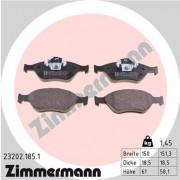 Тормозные колодки ZIMMERMANN 23202.185.1