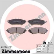 Гальмівні колодки ZIMMERMANN 23234.170.1