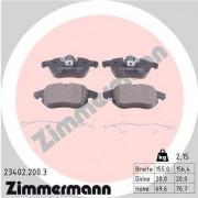Тормозные колодки ZIMMERMANN 23402.200.3