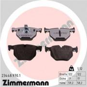 Тормозные колодки ZIMMERMANN 23448.970.1