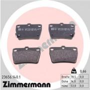 Тормозные колодки ZIMMERMANN 23656.140.1