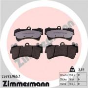 Тормозные колодки ZIMMERMANN 23693.965.1