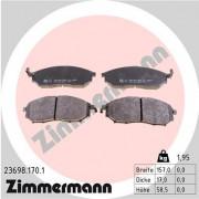 Тормозные колодки ZIMMERMANN 23698.170.1