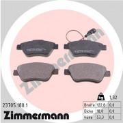 Тормозные колодки ZIMMERMANN 23705.180.1