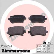 Гальмівні колодки ZIMMERMANN 23914.170.1