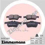 Тормозные колодки ZIMMERMANN 24137.168.1