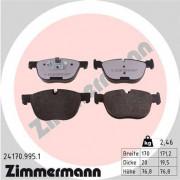 Гальмівні колодки ZIMMERMANN 24170.995.1