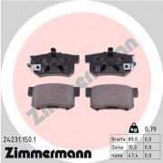 Тормозные колодки ZIMMERMANN 24231.150.1