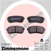 Гальмівні колодки ZIMMERMANN 24320.155.1