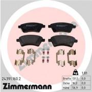 Тормозные колодки ZIMMERMANN 24391.160.2