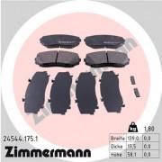 Гальмівні колодки ZIMMERMANN 24544.175.1