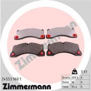 Тормозные колодки ZIMMERMANN 24553.960.1