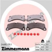 Тормозные колодки ZIMMERMANN 24685.170.1