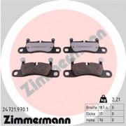Тормозные колодки ZIMMERMANN 24721.970.1