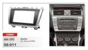 Переходная рамка Carav 08-011 Mazda 6, Atenza (2008+), 2 DIN