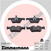Тормозные колодки ZIMMERMANN 25307.175.1
