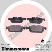 Тормозные колодки ZIMMERMANN 25531.190.1