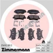Гальмівні колодки ZIMMERMANN 25692.180.2