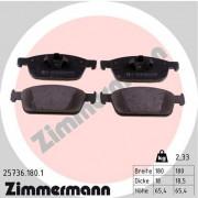 Тормозные колодки ZIMMERMANN 25736.180.1