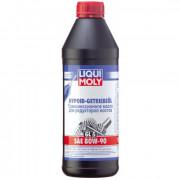 Минеральное трансмиссионное масло Liqui Moly Hypoid-Getriebeoil SAE 80W-90 GL5