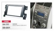 Переходная рамка Carav 09-001 Suzuki Grand Vitara III (2005-2012), 2 Din