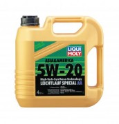 Моторное масло Liqui Moly Leichtlauf Special АА 5W-20