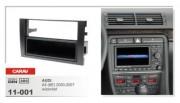 Carav Переходная рамка Carav 11-001 Audi A4 (8E) 2000-2007 w/pocket, 2 DIN / 1 DIN
