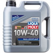 Моторное масло Liqui Moly MoS2 Leichtlauf SAE 10W-40