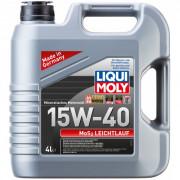 Моторное масло Liqui Moly MoS2 Leichtlauf Super Motoroil 15W-40