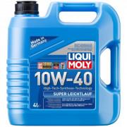 Моторное масло Liqui Moly Super Leichtlauf SAE 10W-40