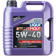 Моторное масло Liqui Moly Synthoil High Tech SAE 5W-40