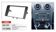 Переходная рамка Carav 11-008 Audi A3 (8P / with Symphony OEM-Radio) 2003 - 2008, A3 (8P/8PA) 2008 - 2012, 2 Din