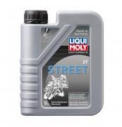 Мотоциклетное моторное масло Liqui Moly Motorbike 2T Street (1л)