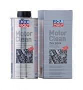 Промывка масляной системы двигателя Liqui Moly MotorClean (бензин/дизель) 500ml