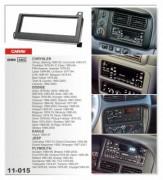 Переходная рамка Carav 11-015 Plymouth (1975-2000) / Jeep Wrangler (1997-2001), Grand Wagoneer (1992), Grand Cherokee (1993-1998