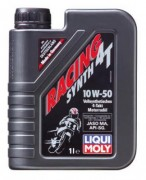 Мотоциклетное моторное масло Liqui Moly Racing Synth 4T 10W-60 HD