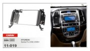 Переходная рамка Carav 11-019 Hyundai Santa Fe 2006+, 2 DIN
