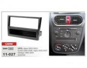 Carav Переходная рамка Carav 11-027 Opel Astra (2000 - 2003), Agila (2000 - 2007), Corsa (2000 - 2006), Omega (1994-2004) w/pocket, 1