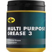 Высокотемпературная литиевая смазка Kroon Oil Multi Purpose Grease 3 (600г)