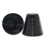 Гумова кришка / заглушка для фар rVolt UK01 (70-100 мм)
