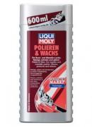 Универсальная полироль для автомобиля Liqui Moly Polieren & Wachs (600ml)