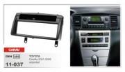 Carav Переходная рамка Carav 11-037 Toyota Corolla (2001 - 2006) w/pocket, 1 DIN