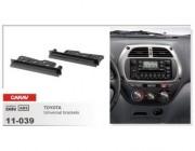 Переходная рамка Carav 11-039 Toyota Universal brackets (2008+), 2 DIN