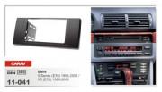 Переходная рамка Carav 11-041 BMW 5-Series (E39) 1995-2003, X5 (E53) 1999-2006, 2 DIN