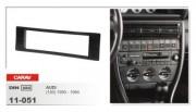 Переходная рамка Carav 11-051 Audi 100 (1990-1994), 1 DIN