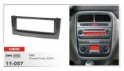 Переходная рамка Carav 11-057 Fiat Grande Punto 2005+, Linea 2007+, 1 DIN