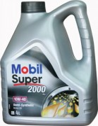 Моторное масло Mobil Super 2000 10W-40